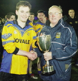 MFC Div 2 Final Win on the  31st October 2006